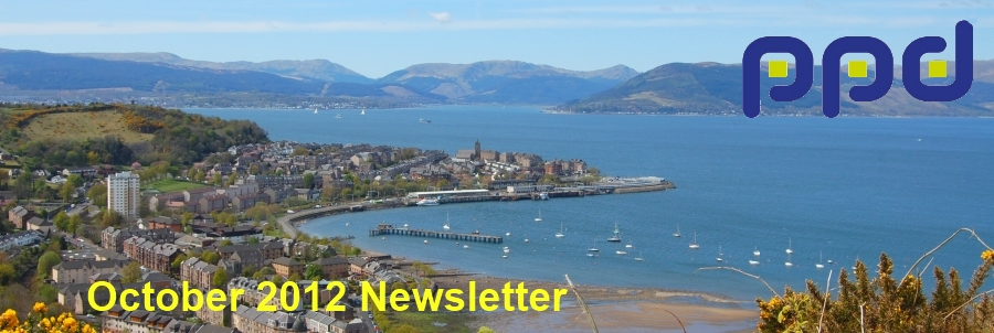 October 2012 Scottish Planning Newsletter