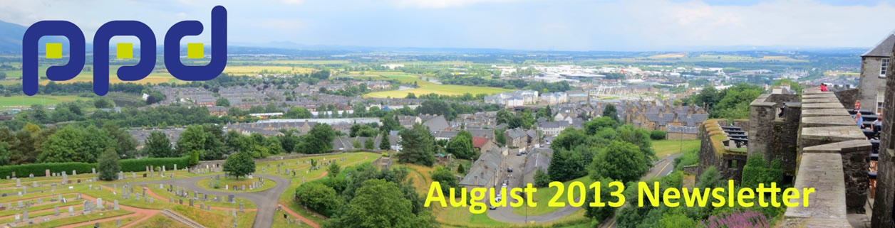 August 2013 Scottish Planning Newsletter
