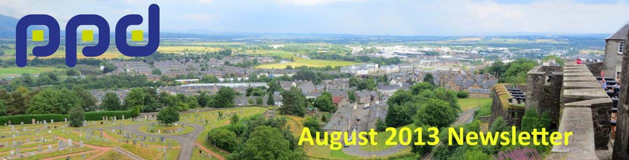 August 2013 Scottish Planning Newsletter