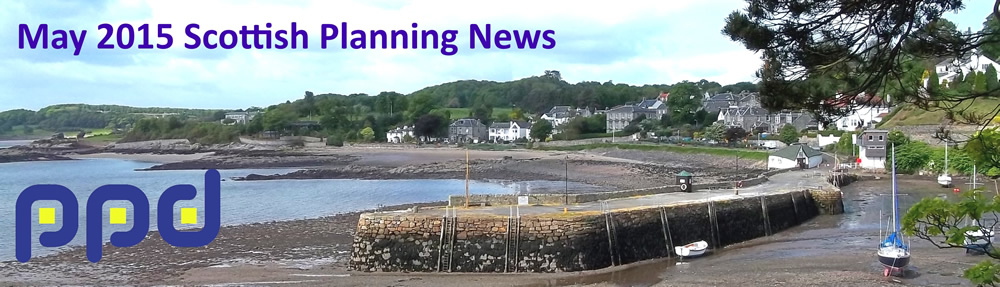 PPD May 2015 Scottish Planning News